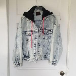 COPY - Oversized jean jacket